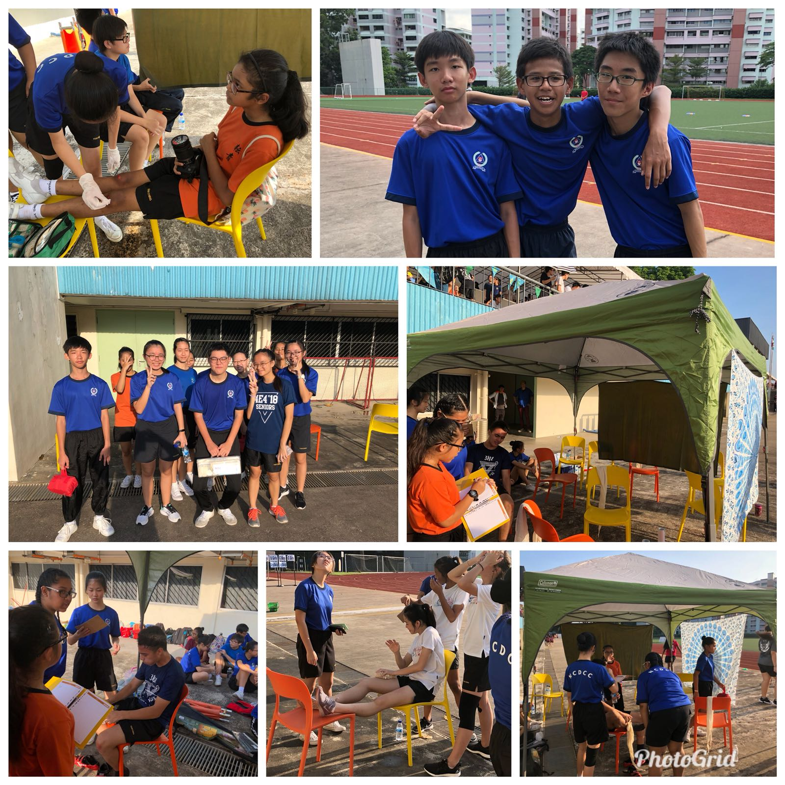Photo 2 First Aiders at Track and Field Meet 2018.jpg